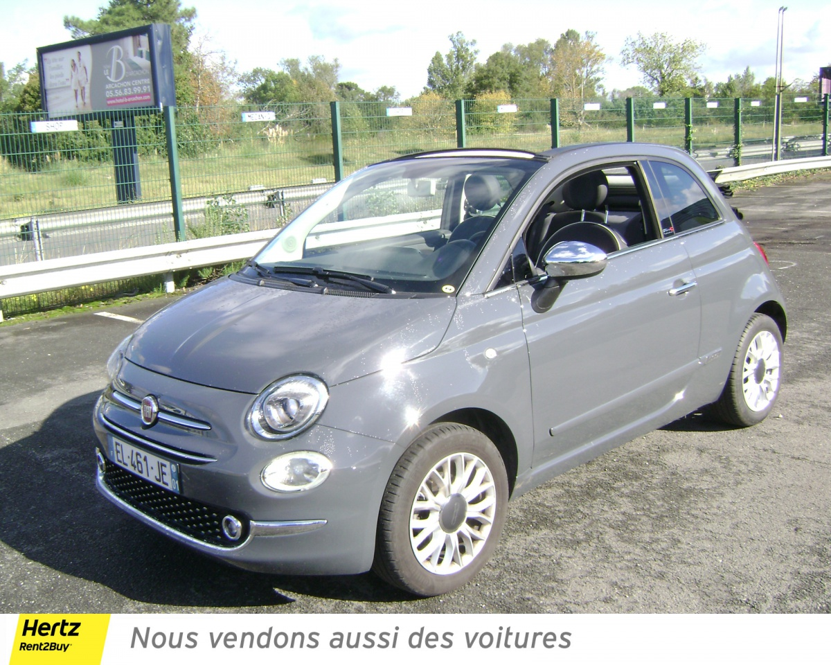 1970 FIAT 500 C Van Diesel 2  LBL_DOOR Véhicules d'occasion LBL_FOR_SALE_IN Aeroport de Toulouse