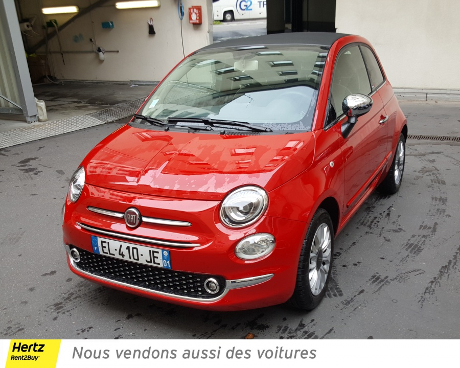 1970 FIAT 500 C Van Diesel 2  LBL_DOOR Véhicules d'occasion LBL_FOR_SALE_IN Paris Orly Aeroport
